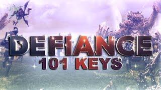Defiance - [Explosions 101 - 101 Keys]