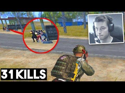 winning-over-pro-squad-solo!-31-kills-|-pubg-mobile-🐼