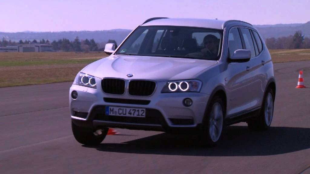 Einzeltest BMW X3 xdrive 20d