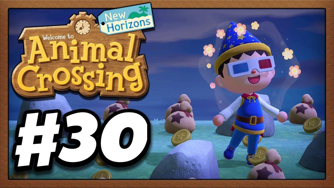 Money Rock Island And Last May Fish! - Animal Crossing New ...