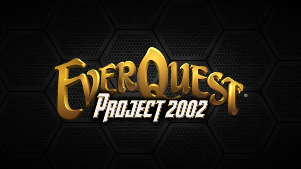 How I play Project 2002 Everquest - Paludal Caverns Power Leveling