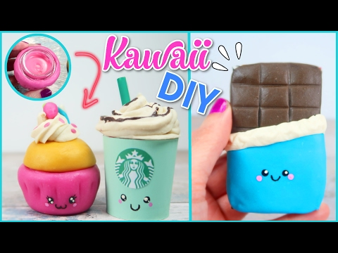 DIY EASY & CUTE DESIGNS KAWAII SCHOOL SUPPLIES For Back To School!