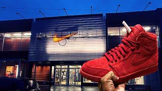 Brooklyn Nike Outlet Store was POP n!
