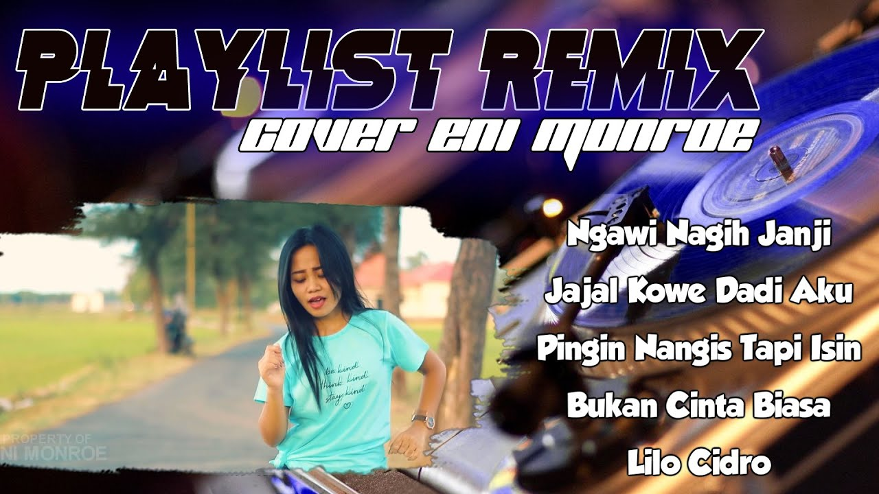 FULL REMIX Terbaru 2020 Cover Eni Monroe