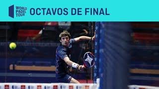 Resumen (Jornada de Mañana) Octavos de Final Estrella Damm Alicante Open