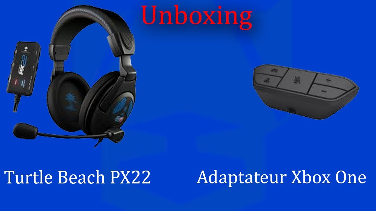 px22 xbox one adapter