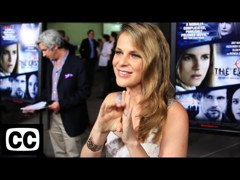 Deaf Actress Hillary Baack On The Red Carpet of THE EAST Movie Premiere (with Closed Captioning)