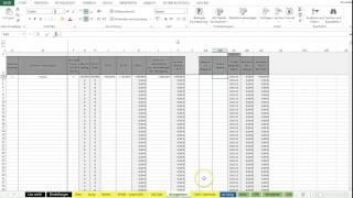 Einführung Excel-Vorlage-Einnahmenüberschussrechnung (EÜR)