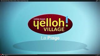 Vidéo Camping Yelloh! Village La Plage à Le Guilvinec - Bretagne - Camping Finistère - Océan