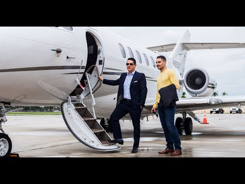 Vida Jets: World's Premier Jet On Demand Specialists partner with Ivan and Mike