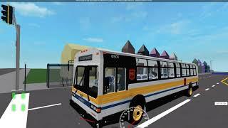 TRTA - MCI CLASSIC #8501 25 U. Wentworth nach Lime Ridge Mall