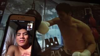 Jessie Vargas Hopes To Run Into Conor McGregor Soon EsNews Boxing