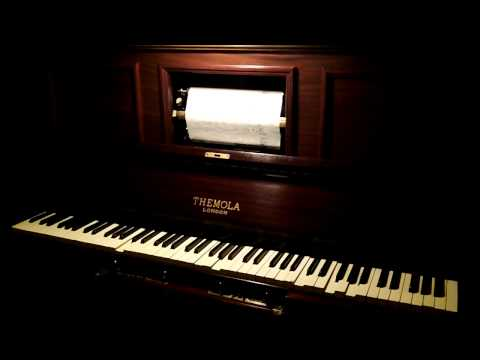 1928 Themola London Pianola - In The Big Rock Candy Mountain