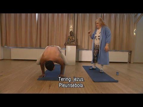 Download Gerrie zoekt balans met yoga - DINO.