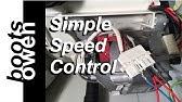 Washing machine motor wiring diagram - YouTubeYouTube