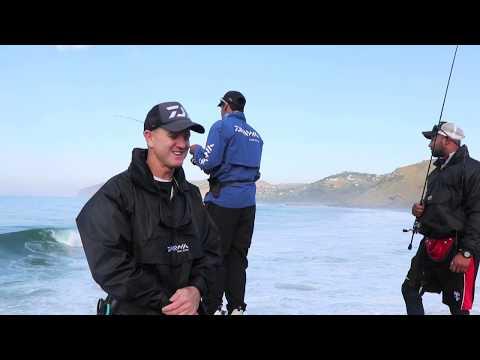 ASFN 2018 Fishing Vlog 0136 -  Port St Johns, Live Bait For Kob & Garrick