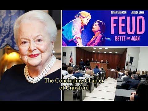 Complete   Olivia de Havilland Lawsuit Hearing