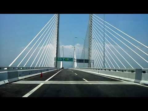 Penang Second Bridge 04-03-2014