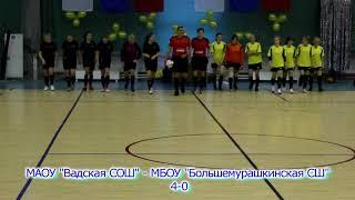 II этап Всероссийского проекта Мини футбол в школу в сезоне 2019 2020 гг