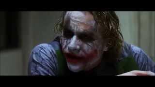 Il Cavaliere Oscuro - Interrogatorio al Joker HD