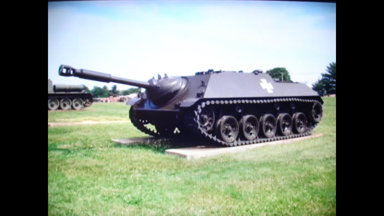 US Army Ordnance Museum Tanks YouTube - Military museums in us