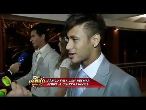Impostor invade casamento de Ganso, com Neymar como padrinho - Pânico na Band 26/05/13