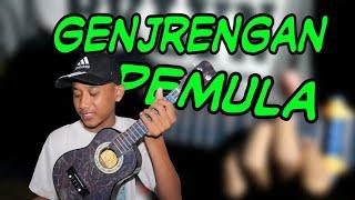 CARA MENGGENJRENG KENTRUNG SENAR 4 (PEMULA)
