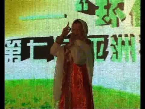 Видео, Варвара Храмова на китайской минуты славы.flv