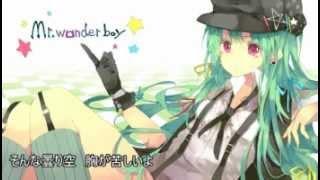 【歌ってみた】Mr.wonderboy【ひななた】+リテイクMP3