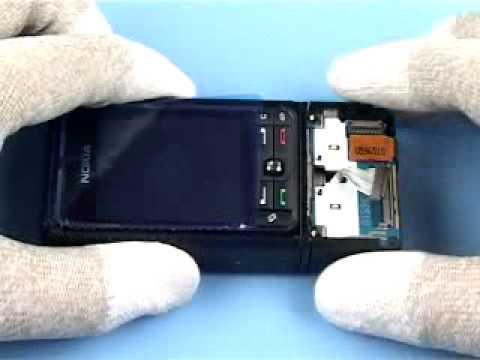 Разбор Nokia 3250