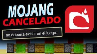 ¿Mojang Fue Cancelado Por La Comunidad? 👉 LA VERDAD