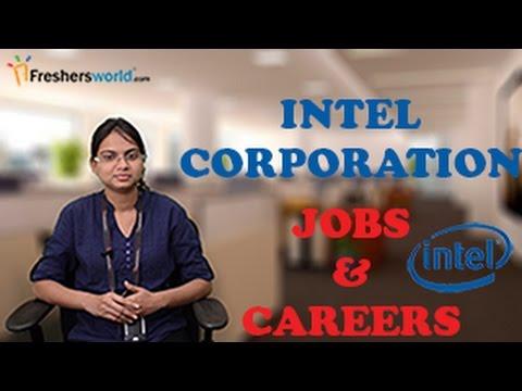 INTEL– Recruitment Notifications, IT Jobs, Walkin, Career, Oppurtunities, Campus Placements