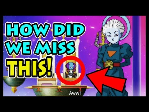 What if the Grand Priest is actually GOOD! (Dragon Ball Super Daishinkan / Great Priest DBS Theory)