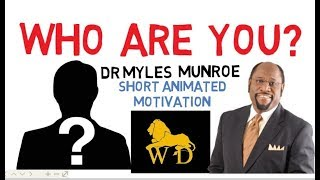 The Principles of Success by Dr Myles Munroe.
