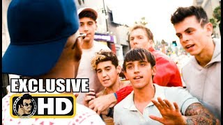 PUBLIC DISTURBANCE Exclusive Clip - Bus Tour (2018) The Janoskians