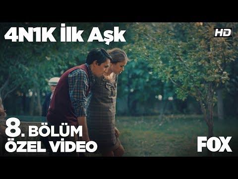 Gökhan Ve Merve'nin Yaşlılık Hayali... 4N1K İlk Aşk 8. Bölüm