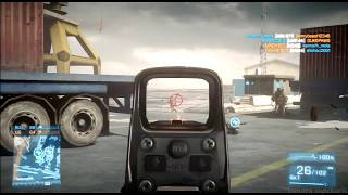 Battlefield 3 Multiplayer Team Deathmatch Gameplay 22 - With Jimmybeast12345 (Against... :P)