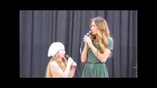 Silver Bells sung by Jodi Lee & Winnter Grace Nicholes