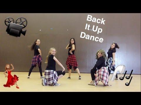 Back It Up -Prince Royce (Dance)