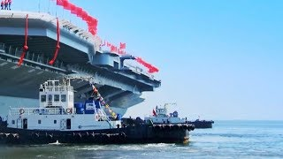 First China-made aircraft carrier sets to serve