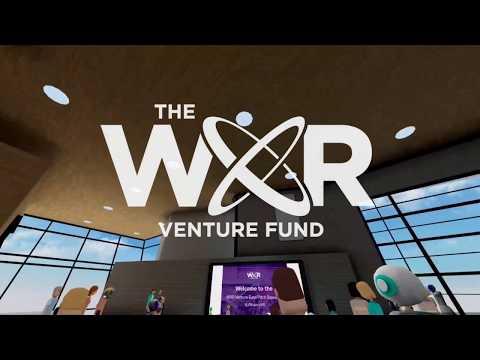 WXR - Women in XR Venture Fund Pitch Showcase in AltspaceVR
