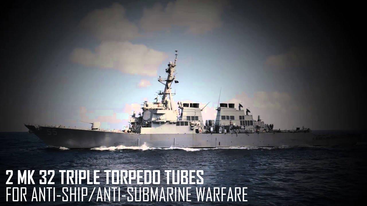 U S  Navy Destroyers Launch Strikes on Syria | Navy Live