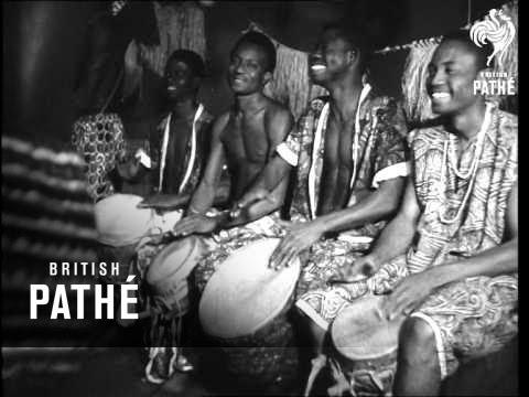 African Ballet In Rome (1963)