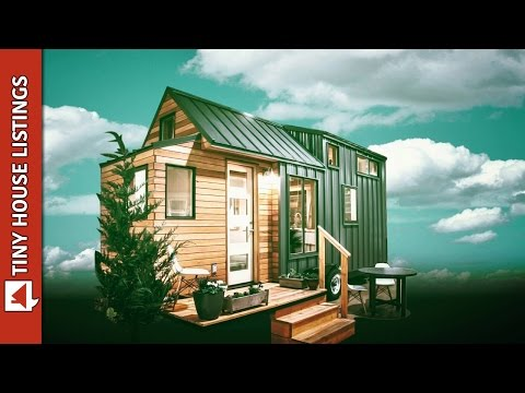 Tiny house listings youtube for High end tiny house
