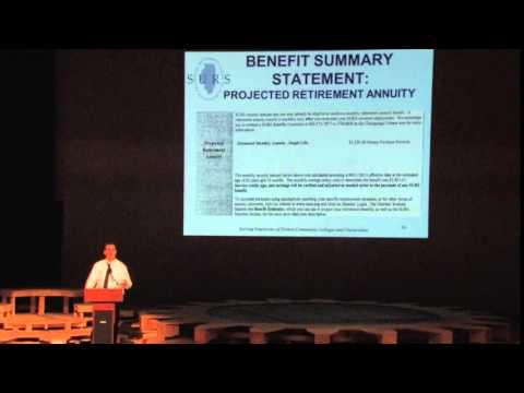 SURS Pension Reform Presentation 4-9-14