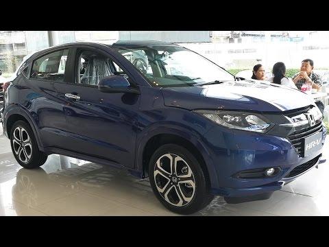 Honda HR-V รุ่น 1.8 E-limited Morpho Blue Pearl