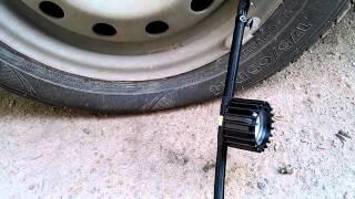 Тест автомобильного компрессора Hyundai Expert HY 40 смотреть