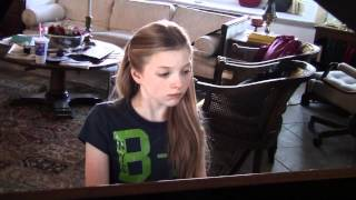 2012 Piano Marvel Spring Competition, Song of India by Rimsky-Korsakov: R. Marble