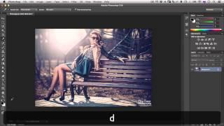 Фотошоп для начинающих Видео Урок №1 - Знакомство с интерфейсом фотошопа