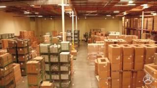 Mercedes-Benz USA Parts Distribution Center Fontana, CA